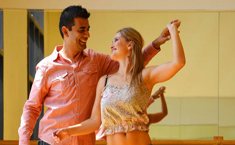 Instructors Haider Khan & Aly Yorek